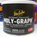 Moly grease extreme pressure stalube,crc sl3141 gemuk pelumas grafit