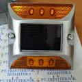 Paku marka Jalan LED Aluminum Tenaga Surya,solar road stud trivi