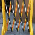board barrier,pagar lipat palang Jalan pembatas jalur line plastik