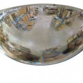 Convex mirror full dome,kaca cermin cembung kubah lingkaran