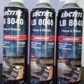 Loctite freeze release LB8040,cairan pelepas mur baut ulir drat macet