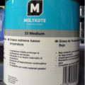 molykote 33 extreme low temperature bearing grease,molycote dupont dow