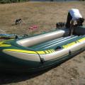 Jual Perahu Karet Seahawk 4 Boat Set INTEX#081289854242