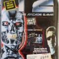 T2 The Arcade Game SEGA Genesis-MD US NTSC Authentic