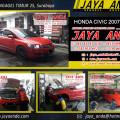 Perbaikan Kerusakan Onderstel Mobil di JAYA ANDA Bengkel SUrabaya