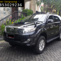 User Pribadi.Toyota Grand Fortuner 2013 SANGAT ISTIMEWA.