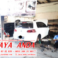 Bengkel Onderstel Khusus Mobil di JAYA ANDA SUrabaya. Ngagel TImur 25