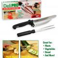 Pisau Slicer Delipro Pisau ukur akurat master chef