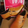 Jual Grosir Sepatu PDH Makassar, Jual Sepatu PDH D702H Keren Wanita