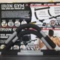 Iron gym peralatan fitness olahraga bentuk tubuh ideal