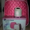 Suana Steam Beauty Spa Portable As Jaco Murah Pembersih Kulit Cegah Alergi