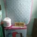 Alat Pelangsing Sauna Steam Portable Jaco Bakar Kalori Lemak