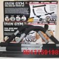 Iron Gym Jaco Alat Pengencang Otot Lengan Perut Paha Portable Asotv