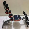 J Toner Alat Olahraga Pembentuk Perut Sixpack Care AB Fitness Precore