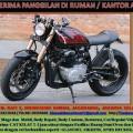 Cat Motor Spesialis Motor 250 CC dan Motor Gede diatas 250 CC.