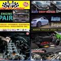 Bengkel Mobil Bergaransi:Injeksi-Tune Up-Overhaul-Elektrikal&Cat Mobil