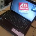 Laptop toshiba l740 core i3