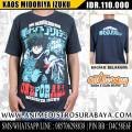 """Kaos Midoriya Izuku """"Deku"""" Boku No Hero Acaademia - Anime Distro Surabaya"""