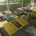 Hidrolik cuci mobil IKAME THUNDER - H