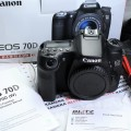 CANON EOS 70D WIFI Body Only
