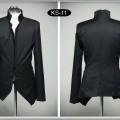 Black Blazer Korean Style kode SK-11