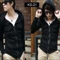 Jaket Hoodie Korea Style kode Sk-21