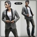 Jas Pria Slim Fit Korean Style