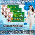 FRUITPLANT SLIM PELANGSING TUBUH HERBAL WA 082113213999