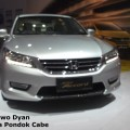 New Honda Accord punya lampu baru Full LED.