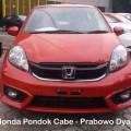 DP 13 Juta Honda BRIO siap dipesan Harga tetap 100 jutaan.