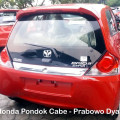 Promo Honda IIMS 2018 Temui Prabowo dan dapatkan bonusnya.