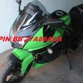 Kawasaki Ninja EX-250 R 250cc