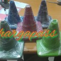 Traffic cone mini,kerucut kecil,