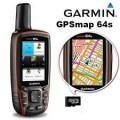 GPS Garmin 64S Sudah di Instal Peta Darat dan Laut Indonesia