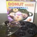 Cetakan Kue Donut Murah Snack Maker Pembuat Kue Donat Bhan Teflon