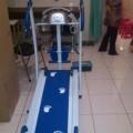 Treadmill manual 6 in 1 murah treatmil aibi Bfit Kettler jaco bkn elektrik