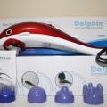 Dolpin Infrared massager termurah alt pijat lumab lumba praktis gampang dipakai