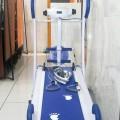 Treadmill Di Rumah Tredmil manual 6 in 1 bfit aibi kettler bkn elektrik