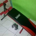 Sit Up Bench Murah Papan Olahraga Pembentuk Perut Bkn Matras JToner