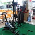 Sepeda Statis Orbitrek Fitness Sepedah twister orbitrack treadmill push up 5in1
