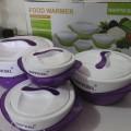 Happycall Food Warmer Kotak Makan Tuperware anti panas paling murah