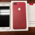 Jual Iphone 7 Redr edition plus blackmarket murah dan terpercaya