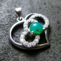 Liontin Bacan Doko Kristal For Ladies