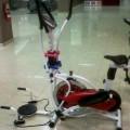 Orbitrek Sepeda Fitness Gabungan Treadmill Orbit Track Olahraga Pelangsing Kualitas Dunia