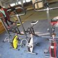 Excider Power Gym Bike 2in1 Crunch Rider Horse Pembentuk Otot Sepeda Fitness Magnetik Terbaik
