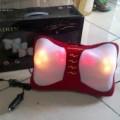 Kaihen Bantal Pijat Elektrik Infra Merah Terapi Kesehatan Tubuh Body Massager Jmg Health Pillow