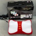 Bantal Pijat Leher Pinggang Kaihen Infra Red Therapy Pillow Portable Blueidea Jaco Murah