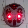 Alat Pemijat Kaki Tens Akupuntur Tubuh Wajah Sunmas Foot Massager Therapy Tiens Ogawa