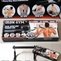 Iron Gym Alat Olahraga Fitness Portable Pembentuk Otot Push Up Dips Jaco Body Shapper Kualitas Dunia
