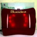 Blue Idea Bantal Pijat Lebar Blueidea Jaco Alat Terapi Kesehatan InfraRed Massager Pillow